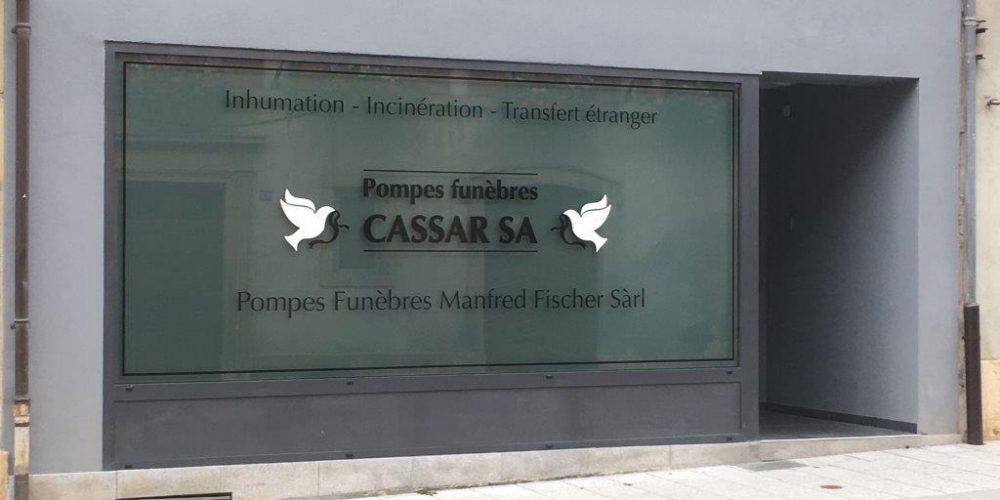 Nouvelle agence Cassar à La Sarraz