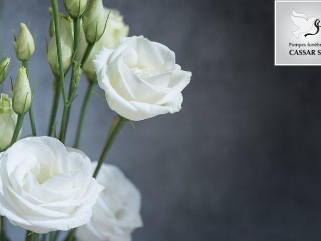 Focus sur les pompes funèbres Cassar SA